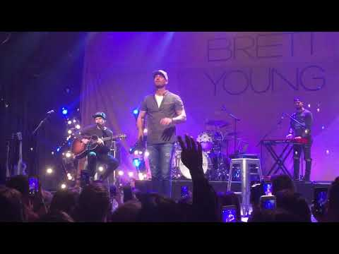 Brett Young In Case You Didn't Know Cleveland