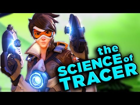 Thumbnail: THE TRACER PARADOX! | The SCIENCE!... of Overwatch