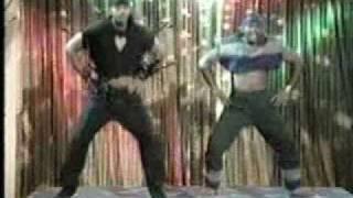 "Will & Carlton dancing ""chutney bacchanal"""