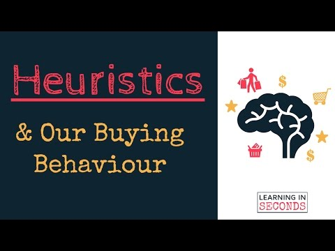 Heuristics And Our Buying Behaviour