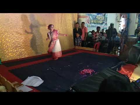 Dhake Kathi Bisorjoner Bijoyar  Sur..dance By Anwesha