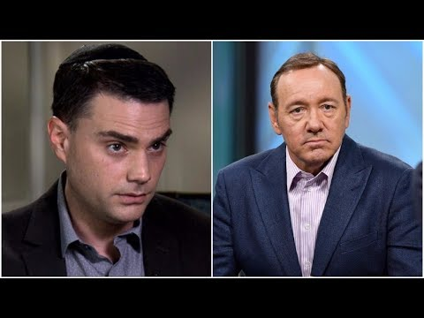 Ben Shapiro SCHOOLS Kevin Spacey Over Scandel With 14 Year Old