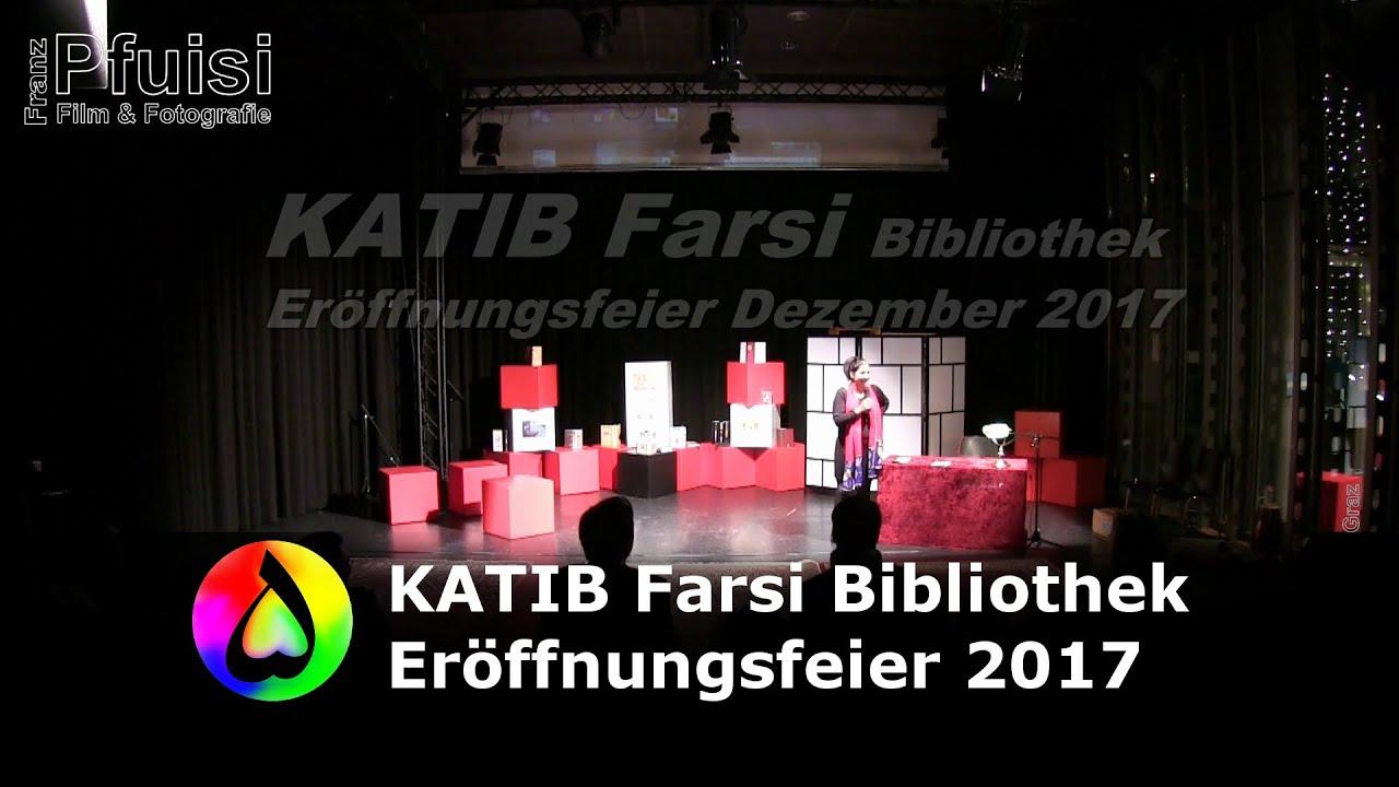 Fivestones Katib Farsi Bibliothek Eröffnungsfeier 2017 By Franz Pfuisi