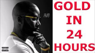 Cassper nyovest thuto album went gold on its 1st day of release.
