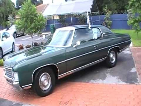 1971 chevrolet impala for sale in miami youtube. Black Bedroom Furniture Sets. Home Design Ideas