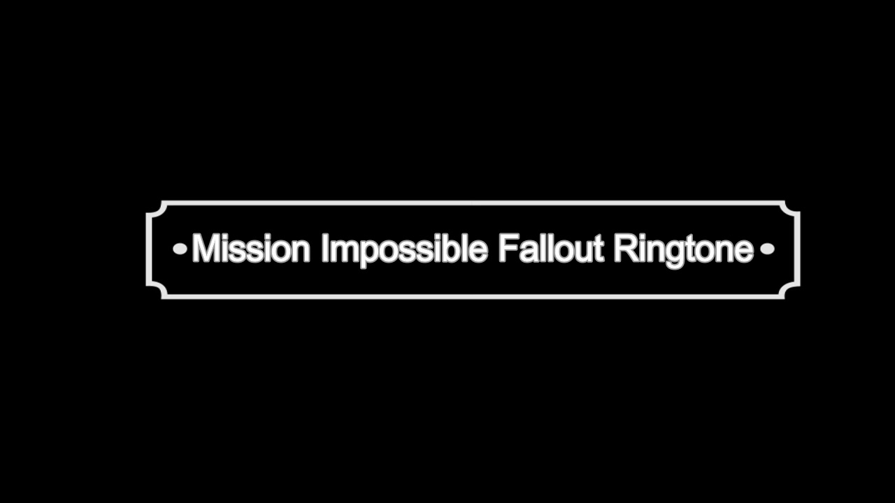 Mission impossible Ringtones and Wallpapers - Free by ZEDGE