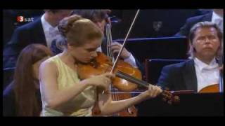05 Brahms Violin Concerto, Julia Fischer (Violin) - 3rd Movement