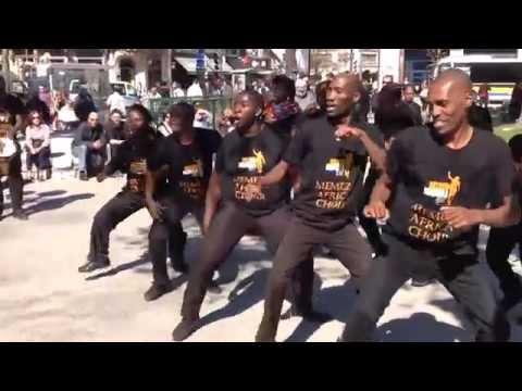 Memeza africa choir - Grenoble 2015 gospel -soweto