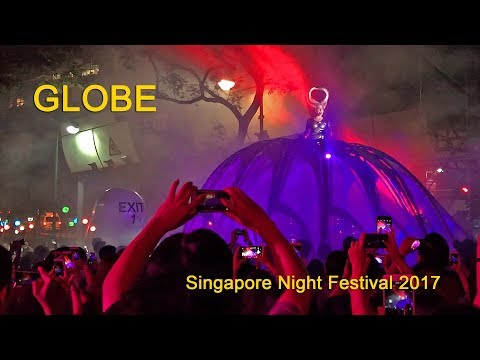 Singapore Night Festival 2017 - GLOBE by Close-Act Theatre (Netherlands)