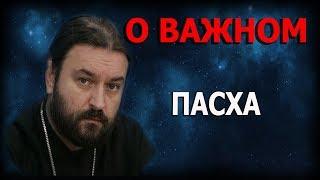 Пасха — что празднуем? Протоиерей Андрей Ткачёв