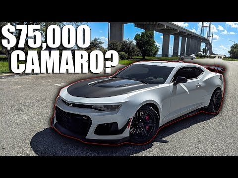 Why Is The Camaro ZL1 1LE Worth $75,000?