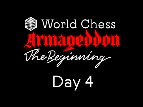 World Chess Armageddon 2019 Day 4