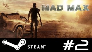 Mad Max PC (Part 2)  [HD 1080p] Gameplay  (Max / Very High/ Ultra Settings)- HD 7950 / R9 280