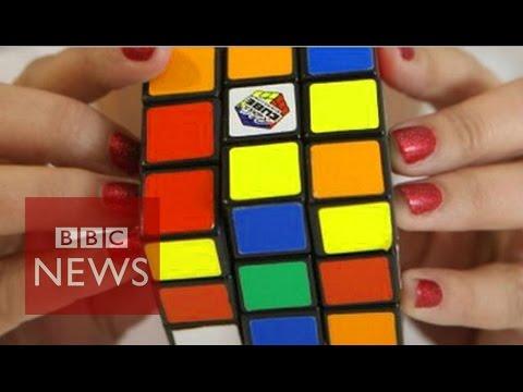 Rubik Cube: The man behind world's most popular puzzle - BBC News