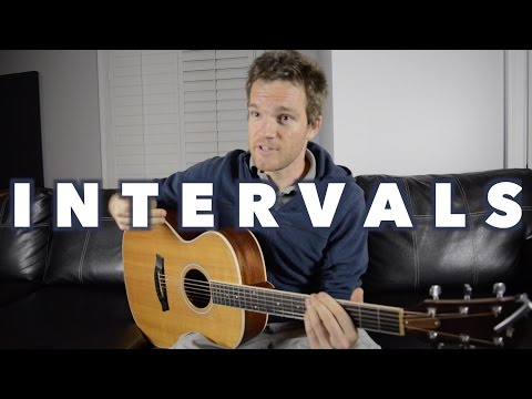 How to Understand Intervals on Guitar