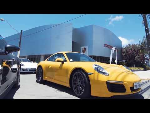 1º Porsche Route Tour Recife