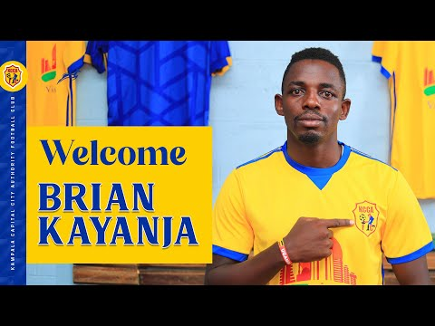 Welcome BRIAN KAYANJA | First Interview