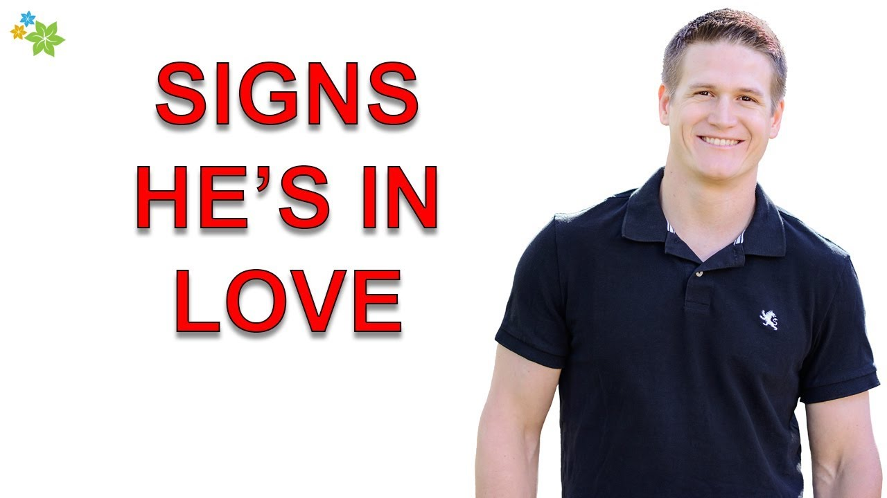 5 Signs That He's Falling in Love With You