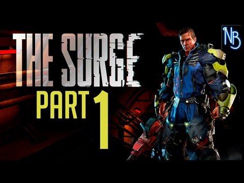 The Surge Walkthrough Part 1 No Commentary