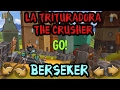 JUEGO ANDROID - TRIALS FRONTIER ( La trituradora ) ( The Crusher ) BERSEKER