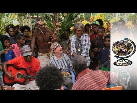 Papua New Guinea's Favourite Australian Returns For The Last Time