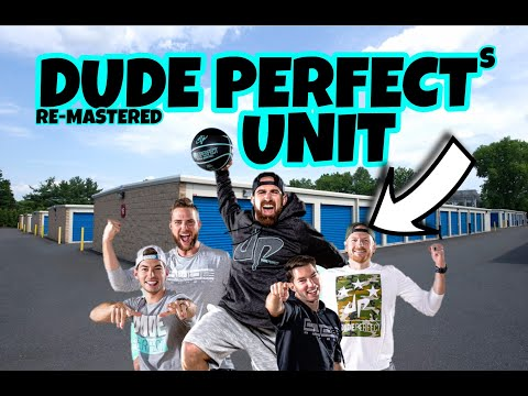 We Bought DUDE PERFECT Abandoned Storage Unit: ReMastered @What The Hales @Bargainhuntersthrift