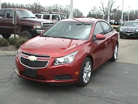 MVS - 2011 Chevrolet Cruze LTZ Review