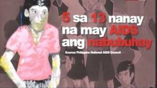 """GMA News Investigates"" looks at rising cases of HIV in PHL on SONA"