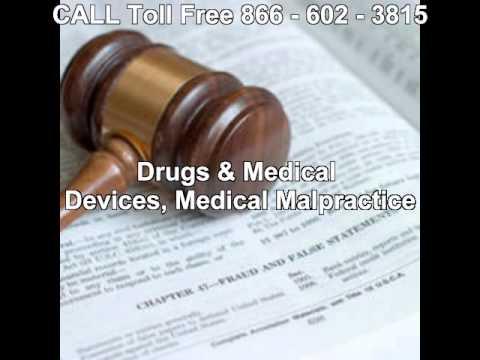 Personal Injury Attorney (Tel.866-602-3815) Huntsville AL