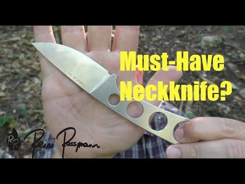 Must-have Neckknife? Das Sanrenmu...