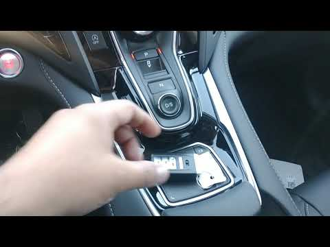 Valet Key For The 2019 Acura Rdx Ms Youtube