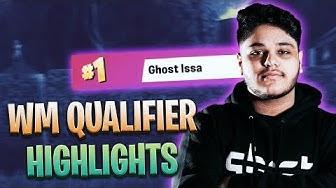 😱😲 ISSA RASIERT DAS HALBFINALE | WM Solo Qualifier HIGHLIGHTS | Fortnite Battle Royale