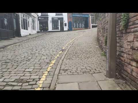A Walk Through Macclesfield Town Centre