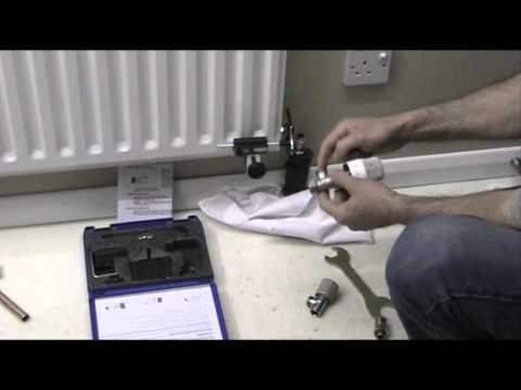 Change Radiator Valve To Trv Without Draining Youtube