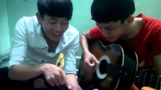 Đập vỡ cây đàn - Quang Lê - guitar cover (loyal)