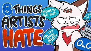 Things I Can't Stand  Artist Edition