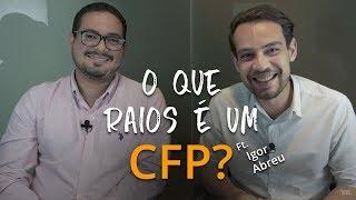 👨🏻🎓 👉CERTIFICAÇÃO CFP: Certified Financial Planner