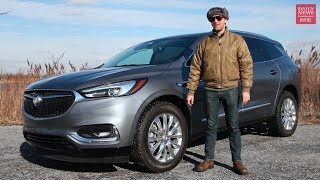 2018 Buick Enclave | Daily News Autos Review