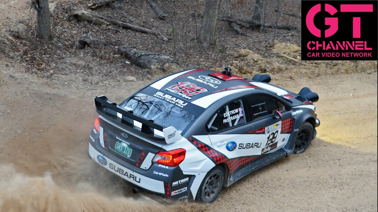 Travis Pastrana Hauls Ass and Wins Rally in the 100 Acre Wood - On ...