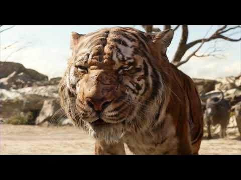 Shere Khan arriva alla pozza d'acqua-Il Libro della Giungla(2016).