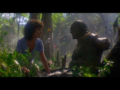 Swamp Thing Love