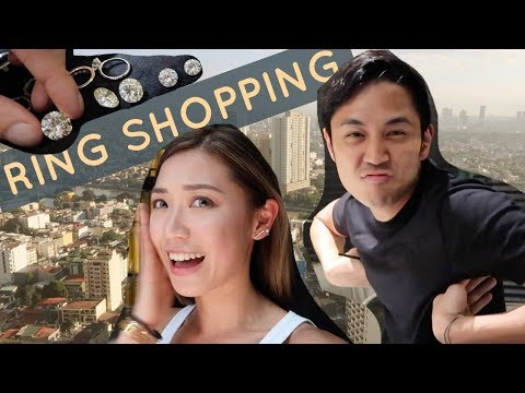 A Day In The Life- Wedding Ring Shopping feat. Slater the Bully | Kryz Uy