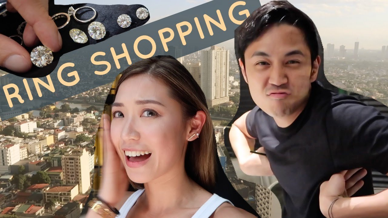 A Day In The Life Wedding Ring Shopping Feat Slater The Bully Kryz Uy