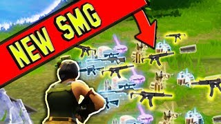 Fortnite Funny and WTF Moments (SILENCED SMG!) (Battle Royale)