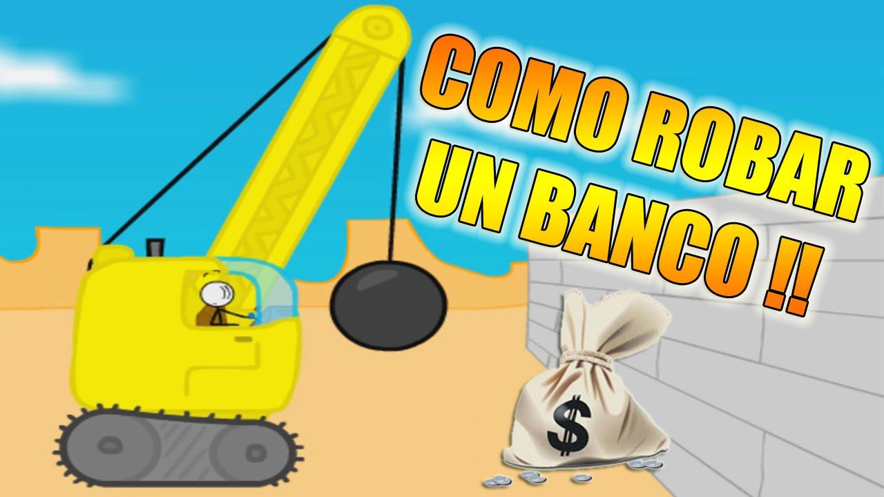 Necesito Un Baño Fernanfloo:Breaking Bank