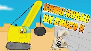 COMO ROBAR UN BANCO Breaking The Bank Fernanfloo