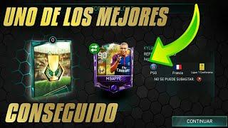 !!! MBAPPE 90 CONSEGUIDO TENEMOS A UNO DE LOS MEJORES JUGADORES DE FIFA 18 MOBILE !!!   MONKEYPLAY  