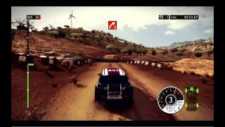 WRC 2 pc gameplay by Zile