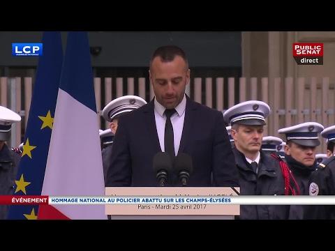 Hommage émouvant à Xavier Jugelé par son conjoint