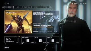 Ive Been Looking Forward To This Count Dooku Rodentsolutions